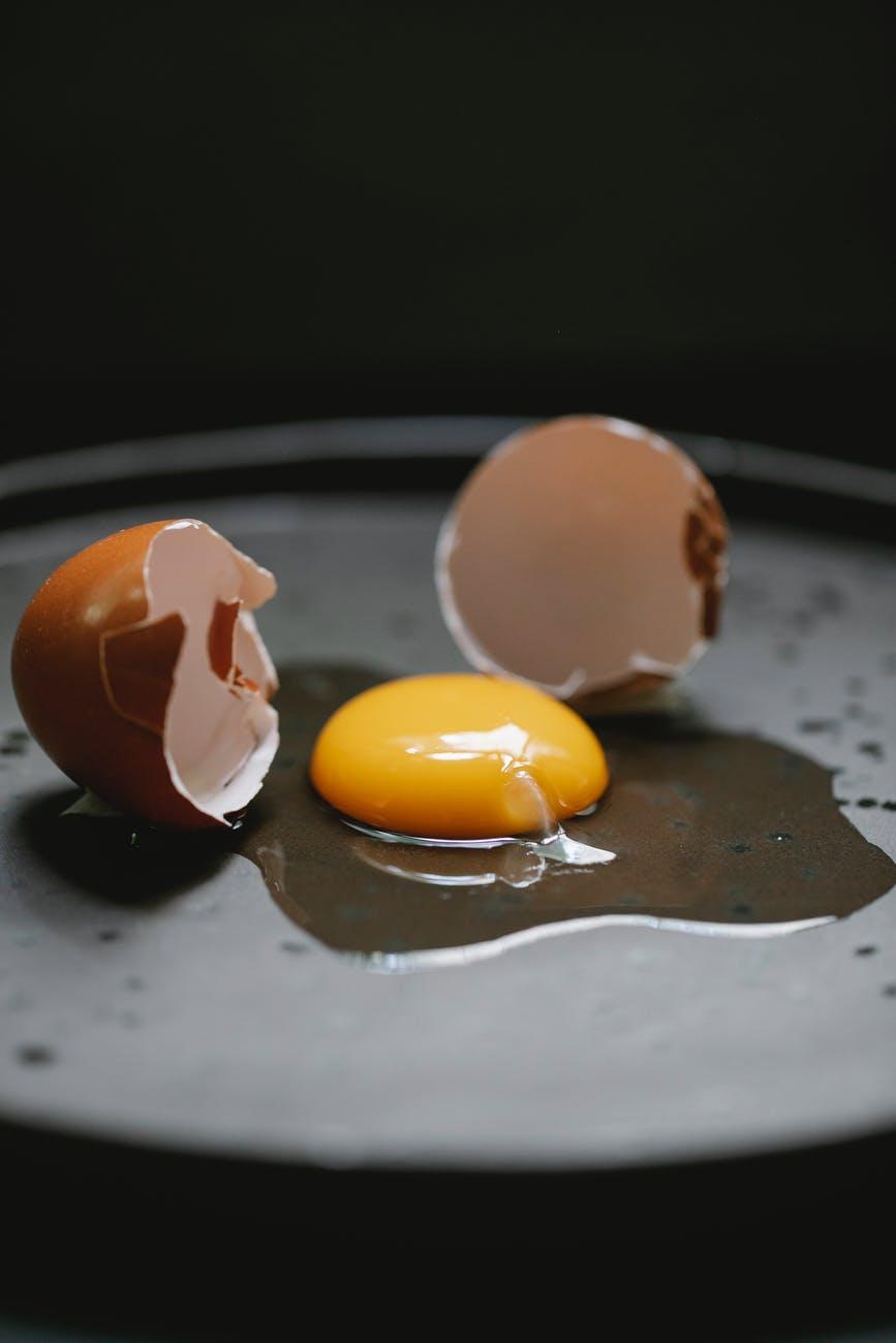 Rahasia Telur Mata Sapi Ibu