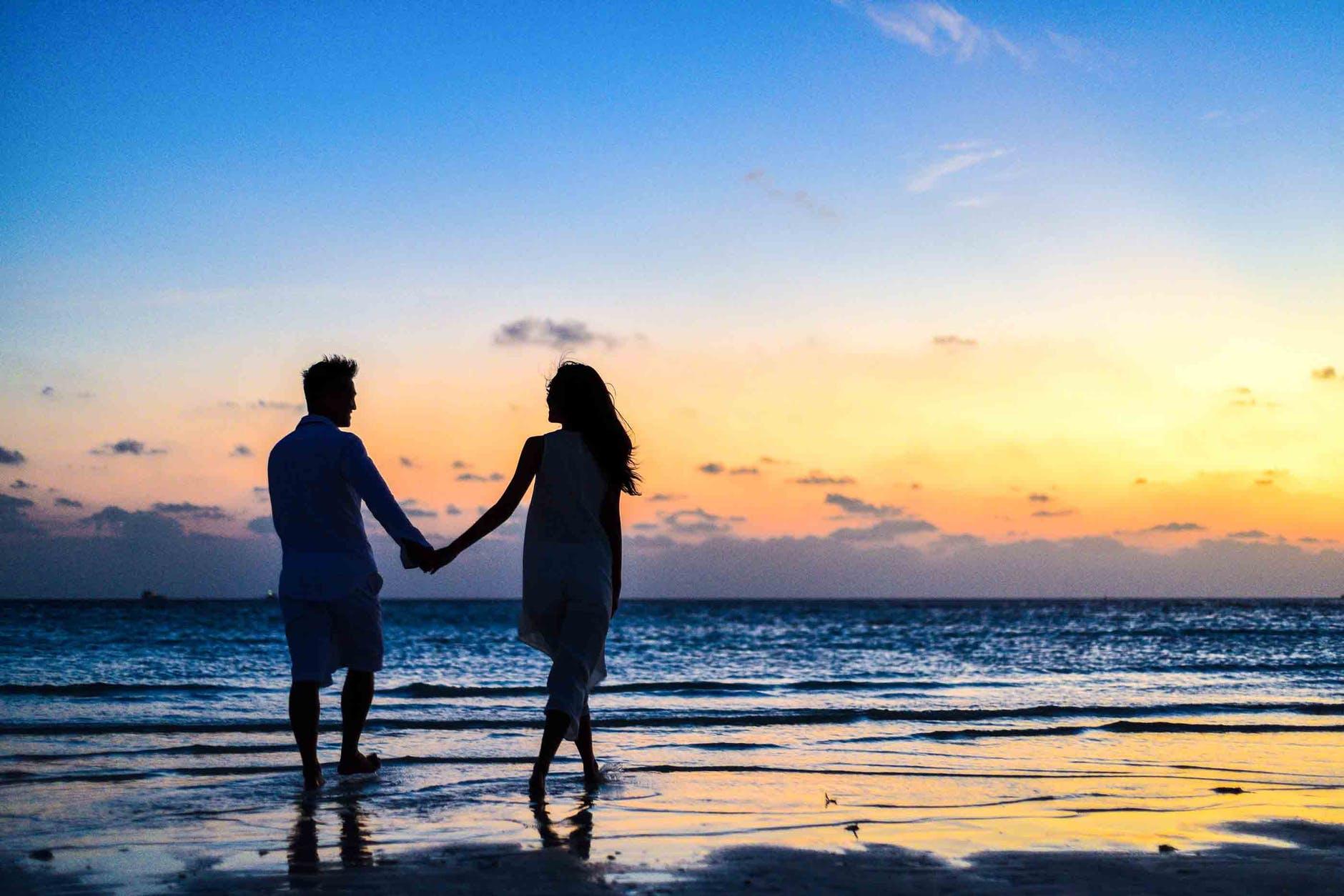 Liburan honeymoon